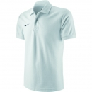 Nike TS Core Poloshirt Mens Polo 454800 Weiss F100